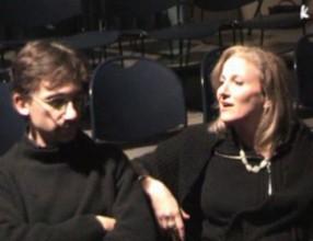 Davide D'Antonio e Sonia Antinori