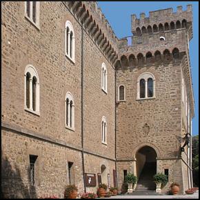 Castello Pasquini (photo: armunia.eu)