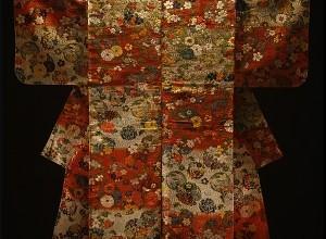 Kimono della famiglia Umewaka