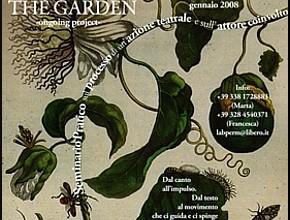 Progetto The garden