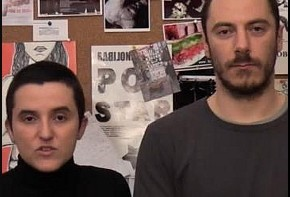 Valeria Raimondi ed Enrico Castellani