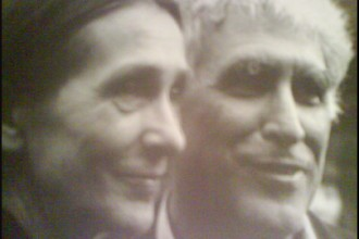 Pina Bausch e Franco Quadri (photo: Il Patalogo 32)