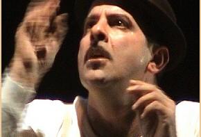 Fulvio Cauteruccio in 'Uno, nessuno e centomila'