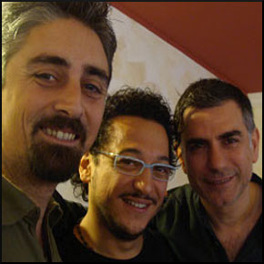 Settimio Pisano, Dario De Luca, Saverio La Ruina