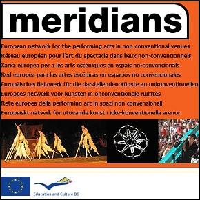 Arte e paesaggio urbano: il bando di Meridians