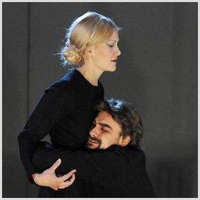 Greta Zamparini e Federico Manfredi (photo: Tommaso Le Pera)