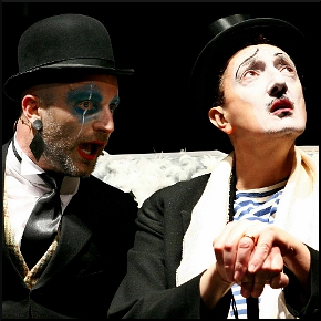 Roberto Latini e Sandro Lombardi