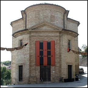 Chiesa SS. Sacramento - Offagna