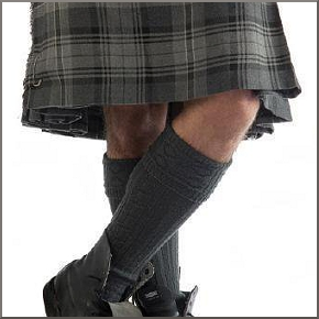 My kilt (photo: Matteo Carnevali)
