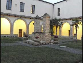 L'ex Convento dei Cappuccini sede delle Ville Matte