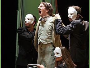 Il signor di Pourceaugnac (photo: teatroi.org)