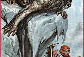 Il vecchio Krapp a caccia del teatro yeti