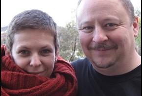 Nikolai Khalezin e Natalya Kolyada