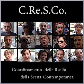 Il teatro, le sue difficoltà e l'autorganizzazione: C.Re.S.Co.