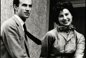 Luigi Nono e Nuria Schönberg