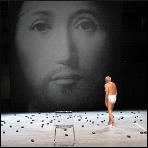 Romeo Castellucci - Sul Concetto di volto nel figlio di Dio