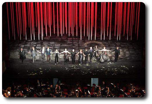 Die Walküre: il cast (photo: teatroallascala.org)