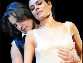 Valter Malosti e Valeria Solarino