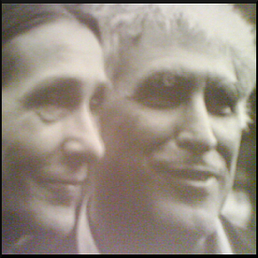 Franco Quadri insieme a Pina Bausch (photo: Il Patalogo)