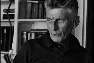 Samuel Beckett visto attraverso l'obiettivo di Henri Cartier-Bresson