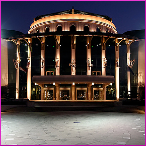 Teatro Nazionale, Budapest