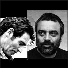 Bobo Rondelli e Massimiliano Civica