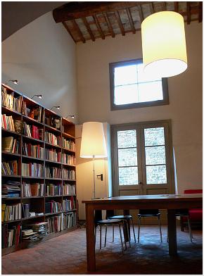 La biblioteca del Funaro