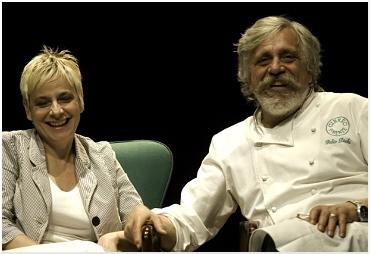 Maria Cassi e Fabio Picchi