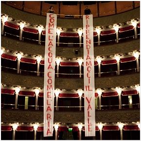 L'occupazione del Teatro Valle