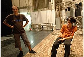 Milena Costanzo e Roberto Rustioni