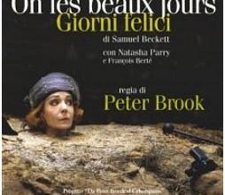 Giorni Felici di Peter Brook