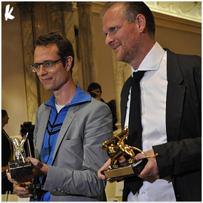 Stephan Kaegi e Thomas Ostermeier
