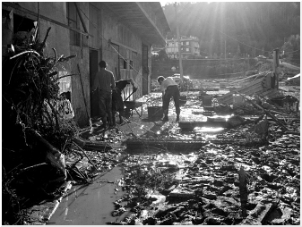 Alluvione ligure 2011