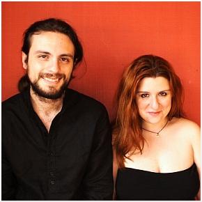 Licia Lanera e Riccardo Spagnulo
