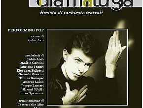 La copertina del nuovo numero curato da Fabio Acca