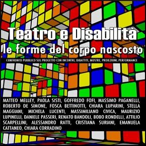Teatro e Disabilità - le forme del corpo nascosto