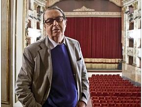 Maurizio Scaparro, Direttore Artistico delle Attività Internazionali del Teatro della Pergola di Firenze