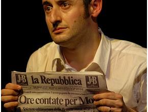 Daniele Timpano in Aldo Morto
