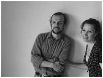 Giulia dell'Ongaro ed Enrico Deotti