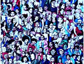 La festa umana (photo: teatrovalleoccupato.it)