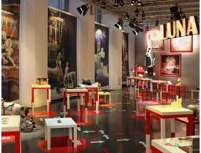 Giochi Teatrali / Theatre Toys, veduta della mostra