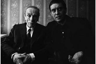 Eduardo De Filippo e Carmelo Bene