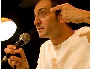 Corrado D'Elia in Don Chisciotte