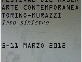 Die Mauer Torino 2012