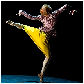 Sylvie Guillem in Bye