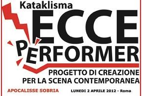 Ecce Performer 2012