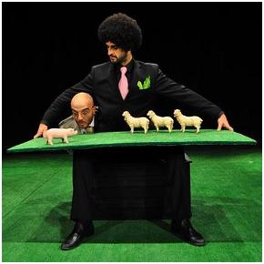 La pecora nera di Teatro Distinto