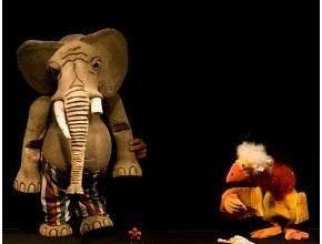 L'elefante smemorato e la papera ficcanaso