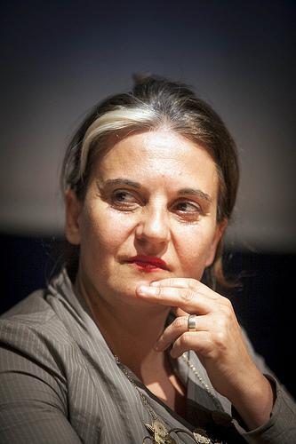 Emma Dante al Salone del Libro di Torino