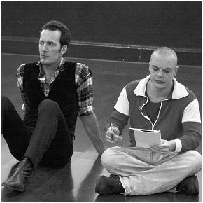 Lino Musella e Paolo Mazzarella - Compagnia MusellaMazzarella